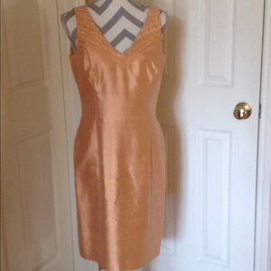Kay Unger New York 100%silk  dress